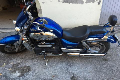Triumph Rocket III Blu Tribal Limited