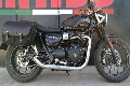 Impianto completo 2in2 Hot Rod lucido - Triumph Street Twin